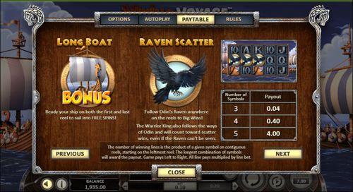 Viking Voyage free play