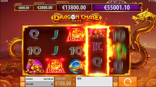 Dragon Chase free play