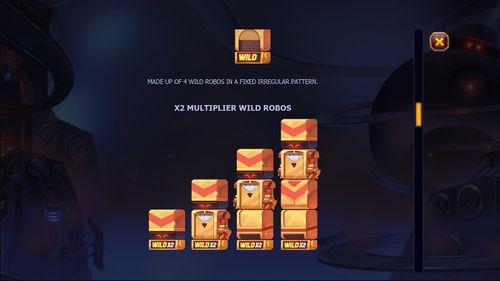 Wild Robo Factory free play