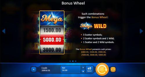 Mega Burning Wins 27 Ways free play