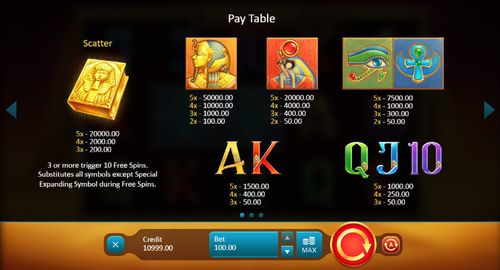 Book of Gold Classic free play