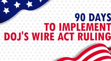 DOJ Gives Operators 90 Days To Implement The Changes