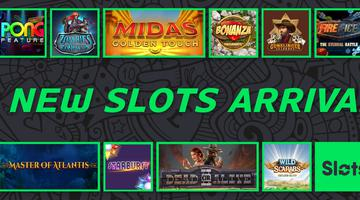 New Slots Releases April