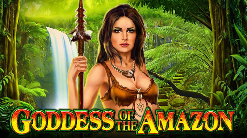 Goddess of the Amazon 1