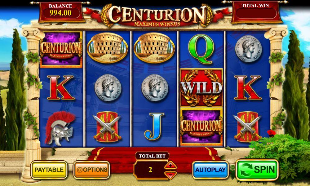 Centurion 1