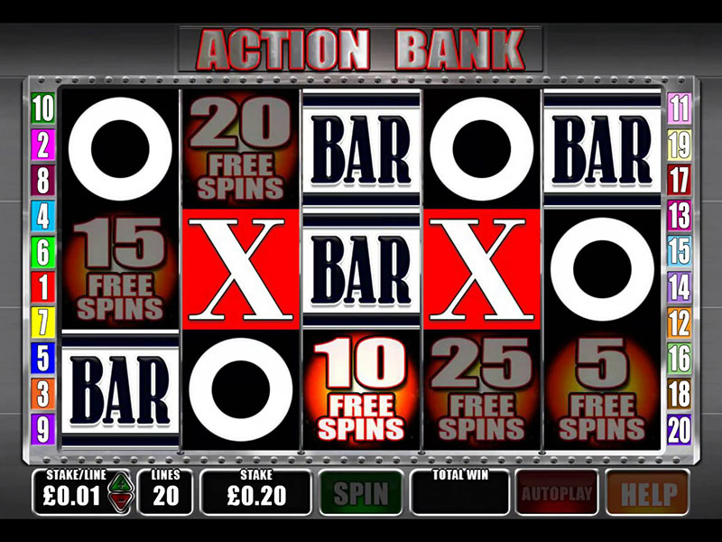 Action Bank 1