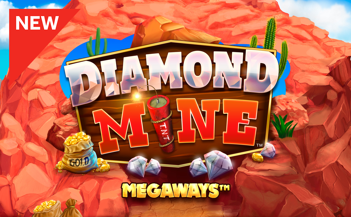 Diamond Mine Slot Review
