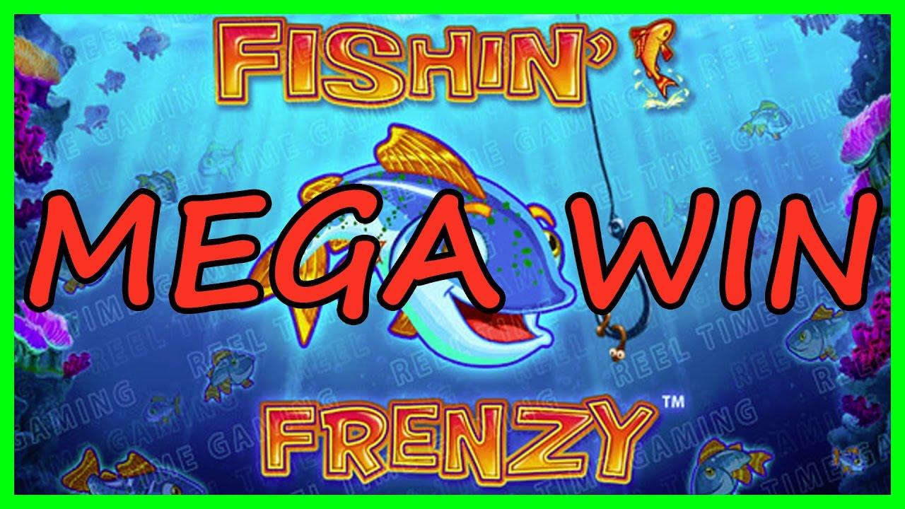 Fishin Frenzy Demo