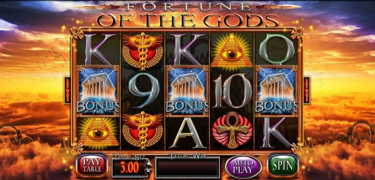 Bingo Sites With Fortune Of The Gods