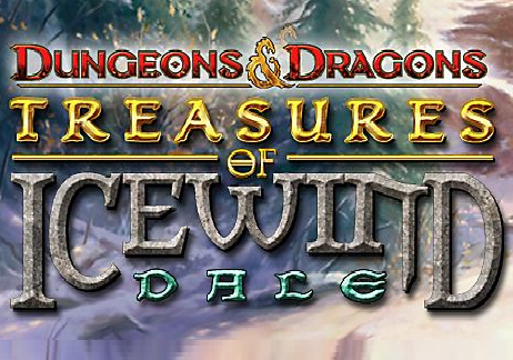 Dungeons and Dragons Treasures of Icewind Dale