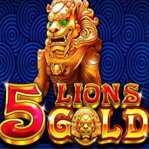 5 Lions Gold