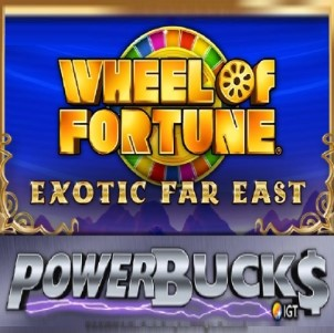 PowerBucks Wheel of Fortune Exotic Far East .