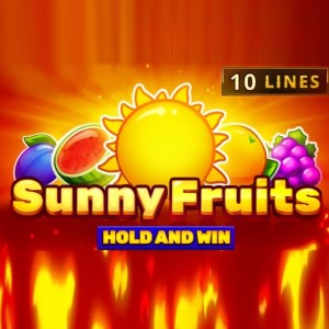 Sunny Fruits: Hold and Win