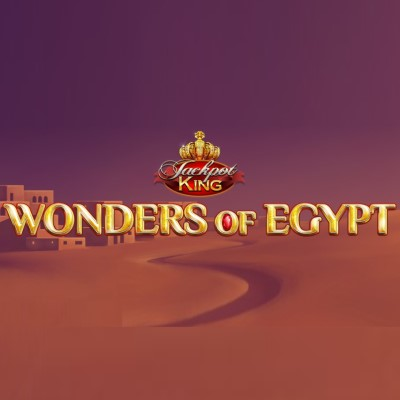 Wonders of Egypt Jackpot King Deluxe