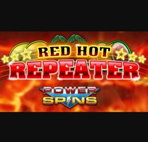 Red Hot Repeater: Power Spins