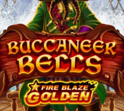 Buccaneer Bells: Fire Blaze Golden