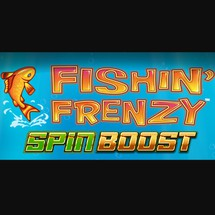 Fishin Frenzy Spin Boost