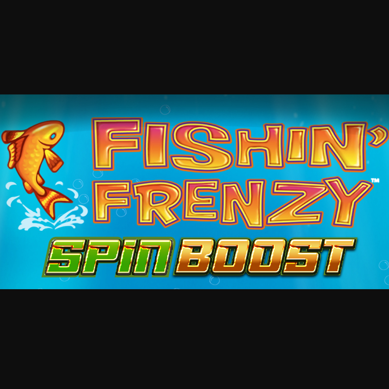 Fishin Frenzy Spin Boost