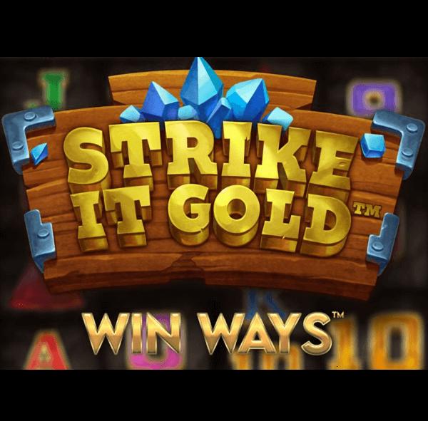 Strike it Gold: Win Ways