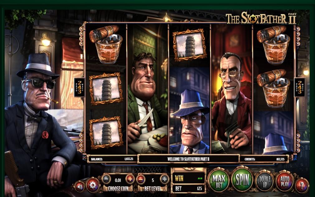 The Slotfather II demo