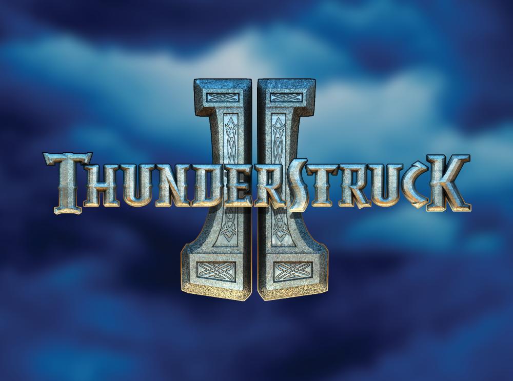 Thunderstruck II demo