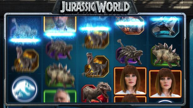 Jurassic World  demo