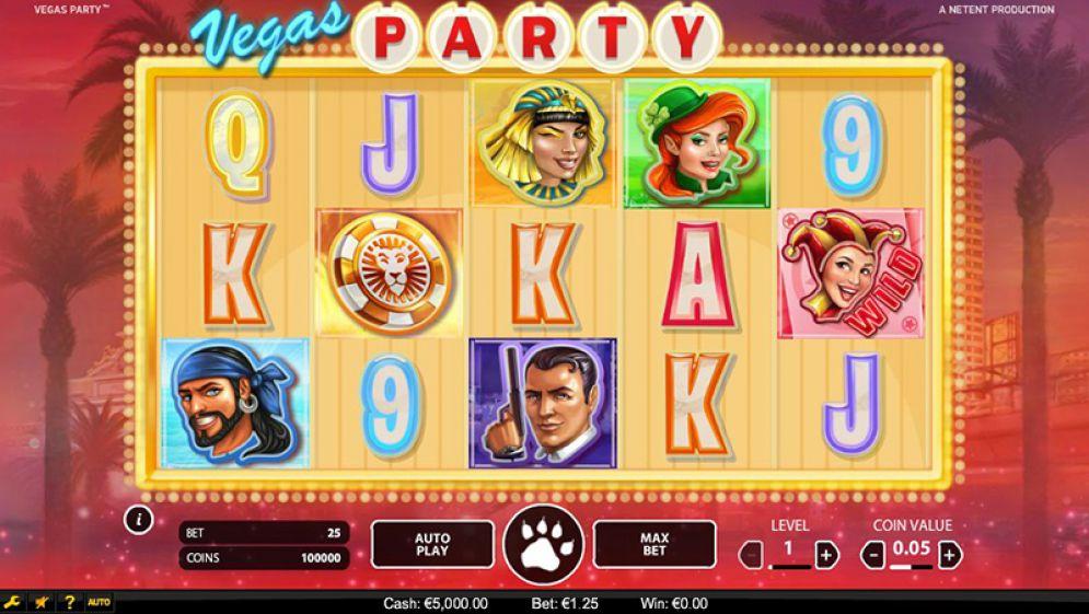 Vegas Party demo