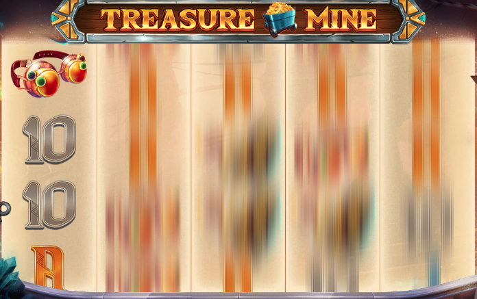 Treasure Mine demo