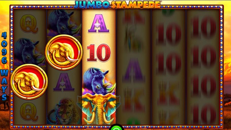 Spiele Jumbo Stampede - Video Slots Online