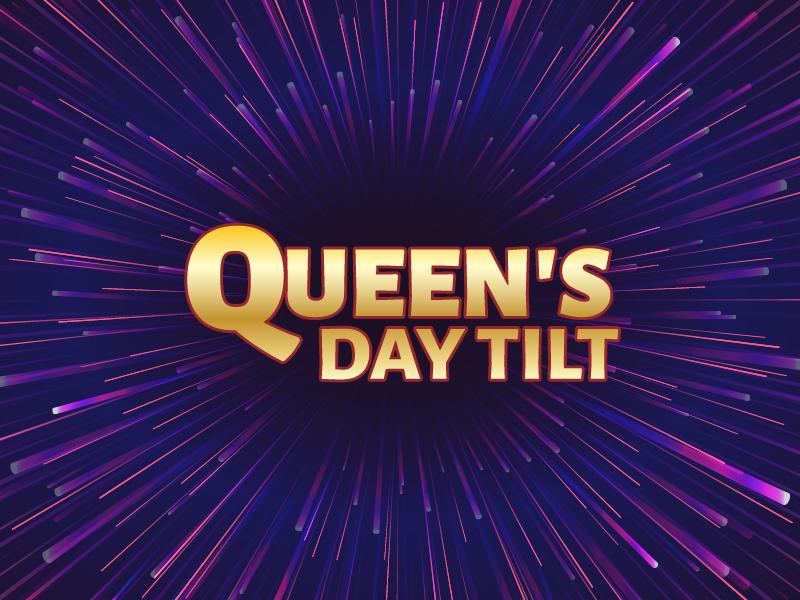 Queen's Day Tilt demo