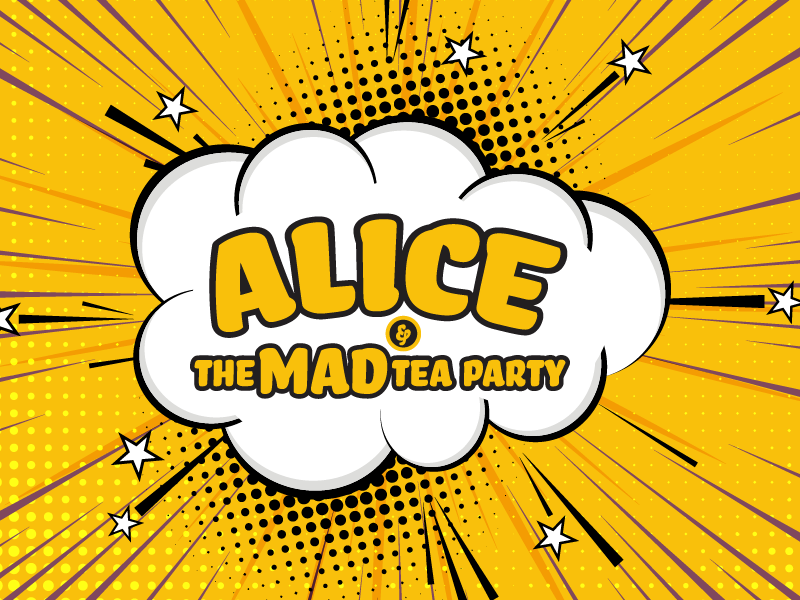 Alice And The Mad Tea Party demo