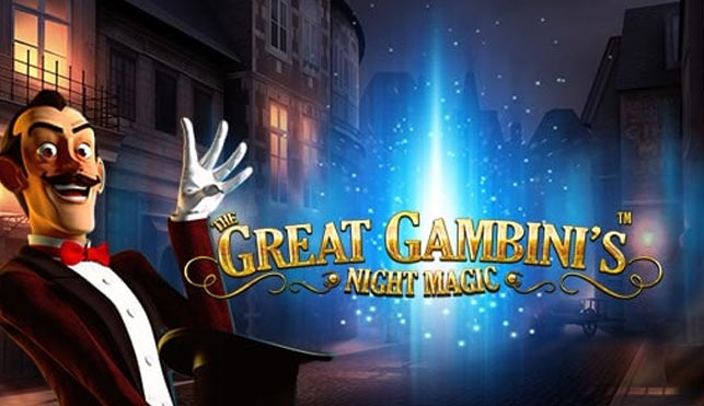 The Great Gambini's Night Magic demo