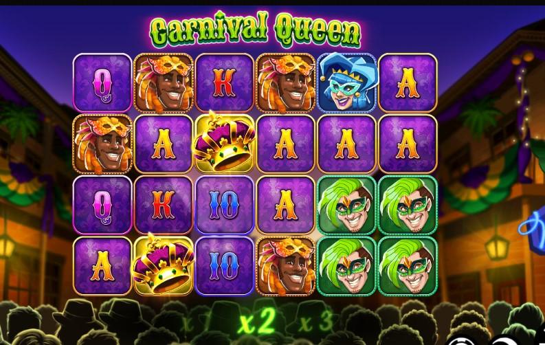 Carnival Queen demo