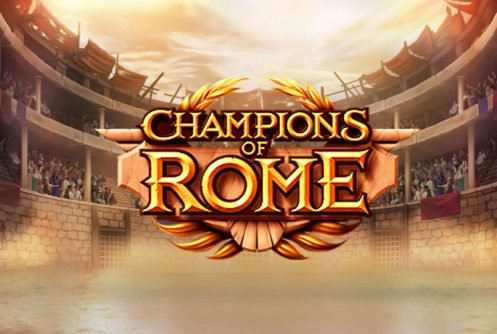 Champions of Rome  demo