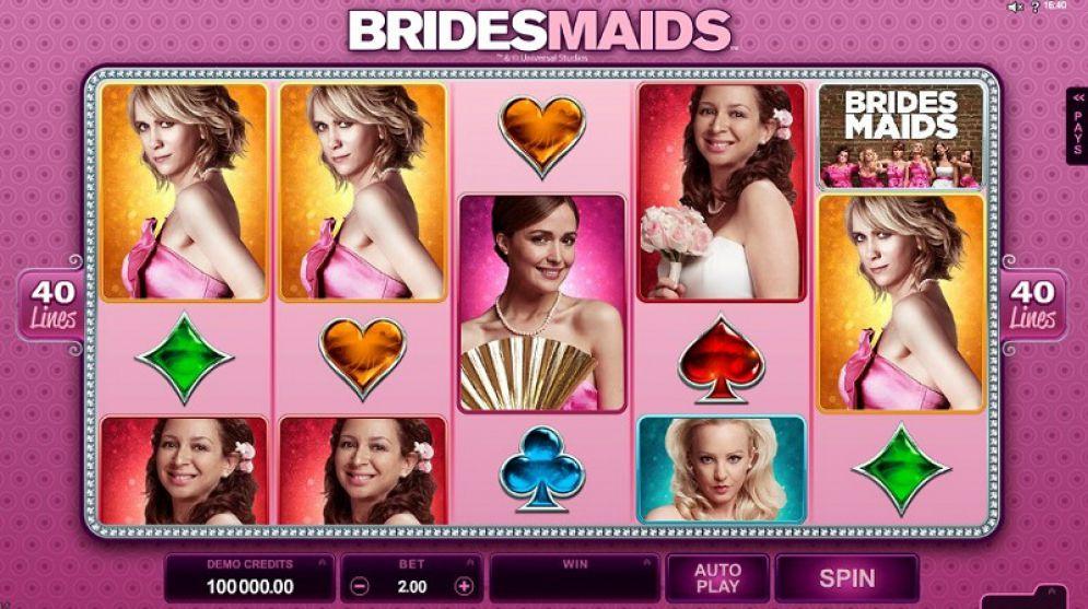 Bridesmaids demo