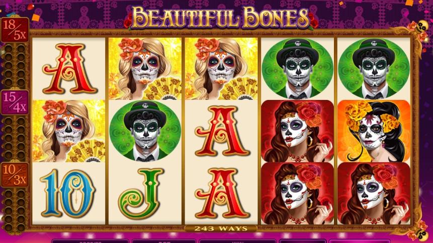 Beautiful Bones demo