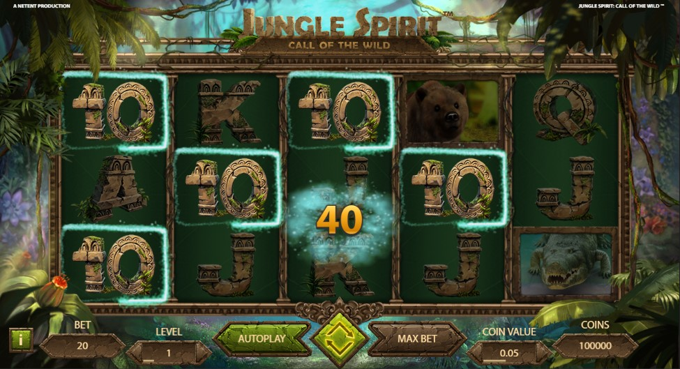 Jungle Spirit demo