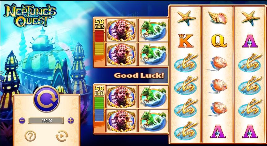 Neptune's Quest demo