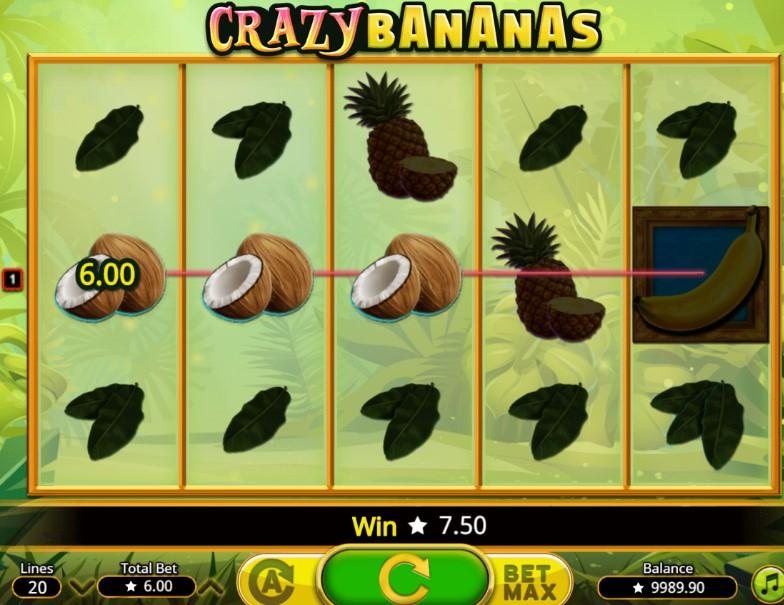 Crazy Bananas  demo