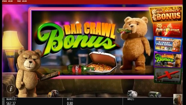 Free Ted Slots
