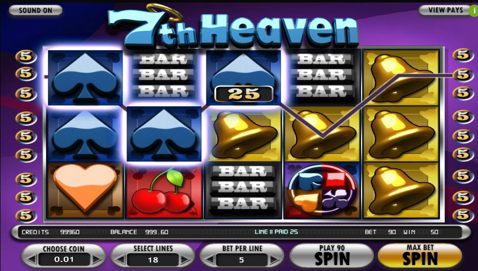 7th Heaven demo