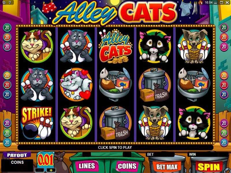 Alley Cats demo