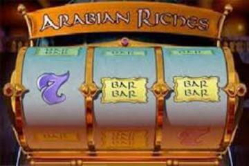 Arabian Riches demo