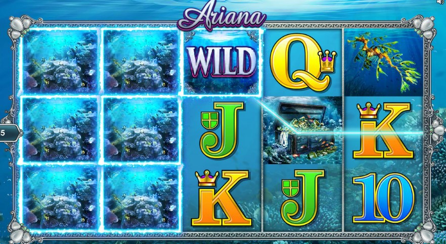 Play No Download Ariana Slot Machine Free Here