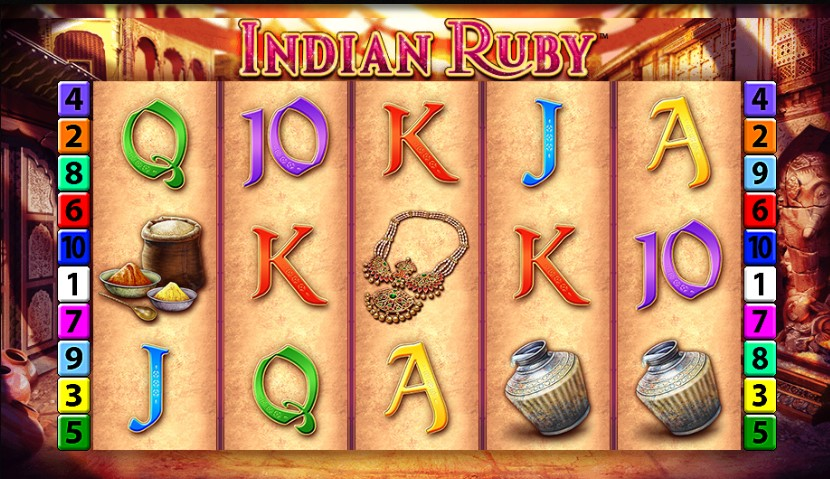 Indian Ruby demo