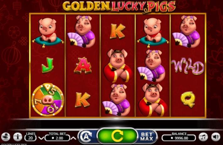 Golden Lucky Pigs demo