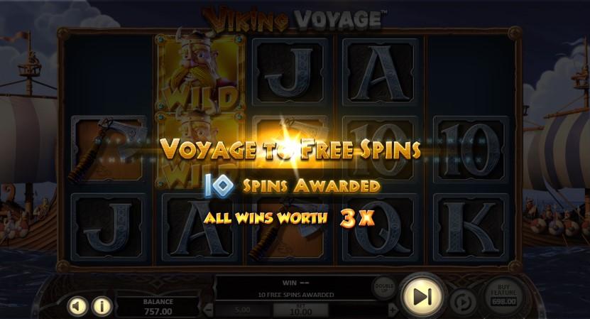Viking Voyage demo