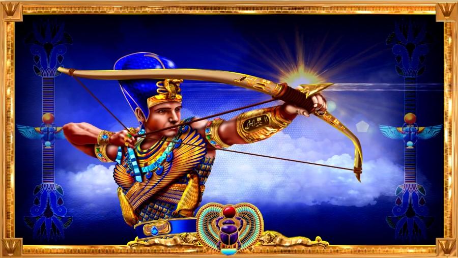 King Ramses Triple Shot demo