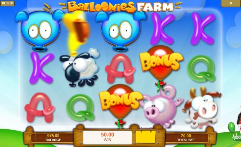 Balloonies Farm demo