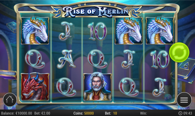 Rise of Merlin demo